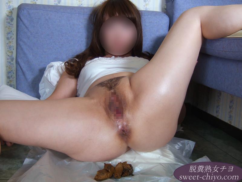 スカトロ人妻【個人撮影】